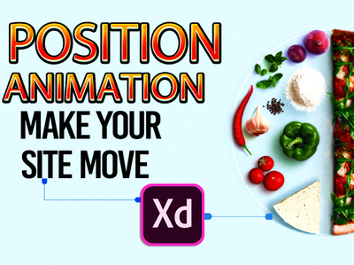 Move Elements on Tap | Make Website Flow | Auto Animate Position
