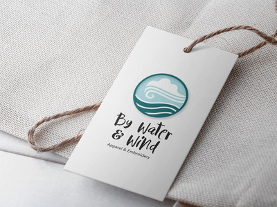 By Water & Wind - Apparel & Embroidery