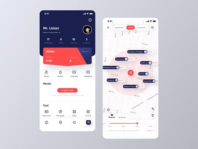 Lease item 3 mobile ui mobile design 图标 ux 向量 品牌 设计 卷筒纸 ui