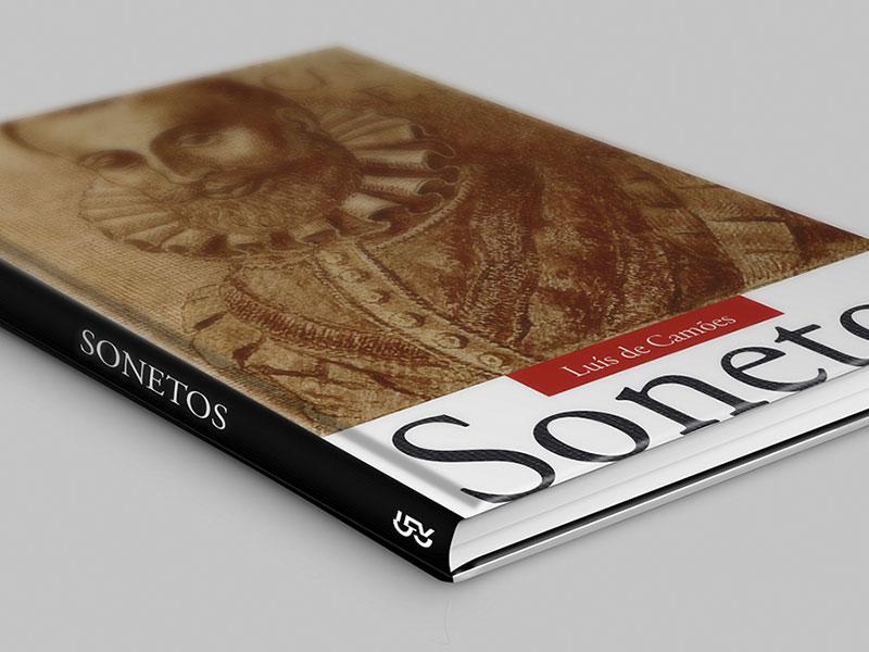 Book of poetry | Luís Vaz de Camões cosac naify graphic design editorial design impress book luís vaz de camões sonetos