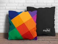 Myfid Pillow