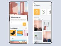 Furniture Page Display