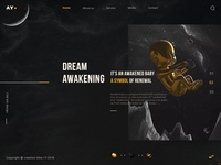 Awakening moment - life Awakening
