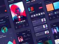 NetRed Video Communication App 04
