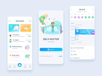 Intelligent Medical App