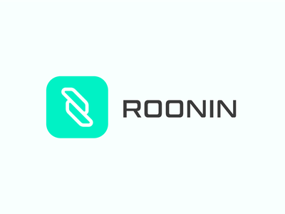 Minimalism R Logo for Roonin logo r rlogo roonin twin bar