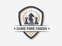 Lone Pine Chess Logo