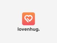 Lovenhug Logo