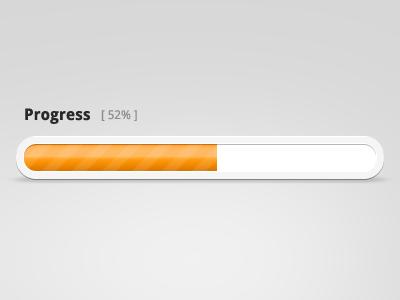 Progress Bar progress bar