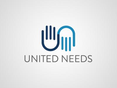 United Needs logo logo