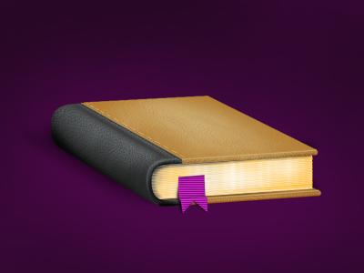 Book book illustration icon