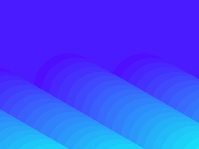 Tubes blend circles cyan blue vivid-colours