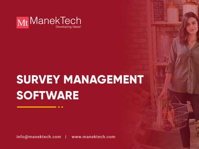survey management software Facebook