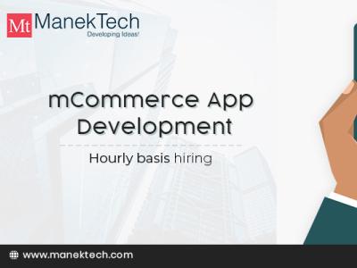 mCommerce app Development Company   mCommerce app development Se