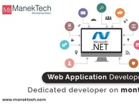 Web Application Development Services | ManekTech