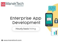 Enterprise App Development Company | ManekTech