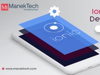 Ionic Application Development Services | ManekTech