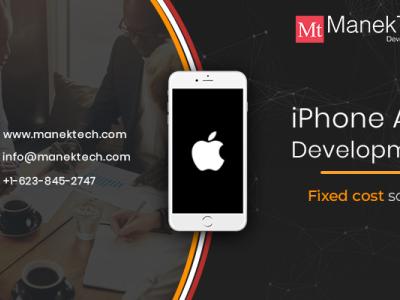 iPhone App Development Services Provider Company USA   ManekTech