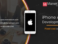 iPhone App Development Services Provider Company USA | ManekTech