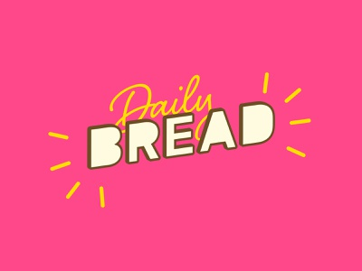 Bread logo icon logo branding illustration vector design