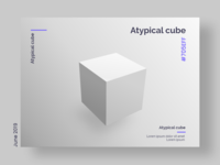 Atypical cube