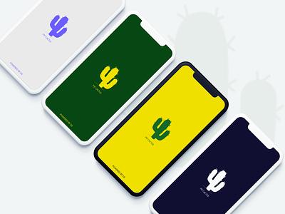 SPLASH SCREEN design app ux ui