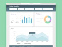 Material Design Analytics