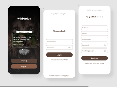Daily UI #001 - Sign Up sign up @dailyui @figma ux design @uiux design @ui @daily-ui @design