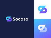 Logo concept Socaso