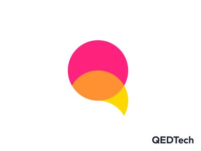 Q Letter Logo Design
