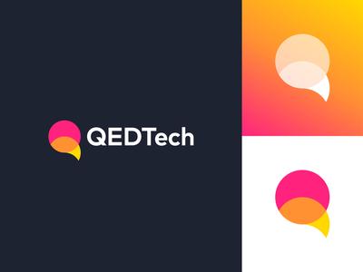 QEDtech Logo Concept