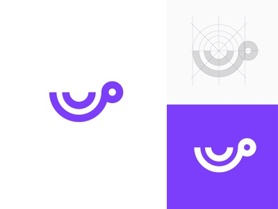 Logo Café shop [unused] grid construction logo designer for hire logo concept design branding and identity abstract art connect cafe bar wifi conection cup of coffee coffeehouse letter c tea logo coffee bar logo cyber coffee house purle minimalist flat modern vector network signal logo