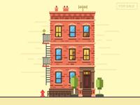 Townhouse - M
