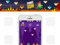 Panic run beresnev design