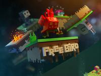 Free bird all