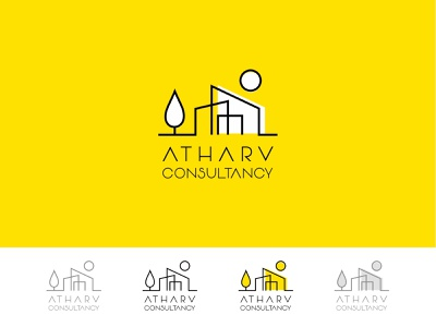 Logo Design #1 logodesign architect consultancy logotype logo design logo
