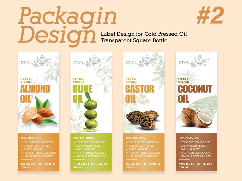 Packaging Design #2