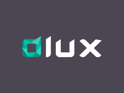 New Dlux logo logo identity id brand branding