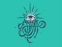JELLYFISH / МЕДУЗА / print design
