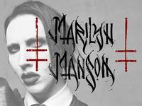 MARILYN MANSON / fan art