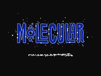 MOLECULAR / work openfor sale