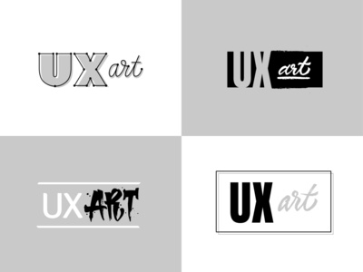 UX art / freelance work