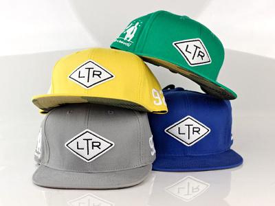 LTR Color Strapback looptroop ltr hat cap strapback logo emblem embroidery patch