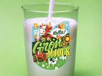 Arla Green Milk