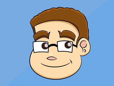 Just my avatar! b3d blender blender3d illustration art illustration hello dribbble