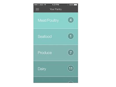 Start Screen ui home start app list menu