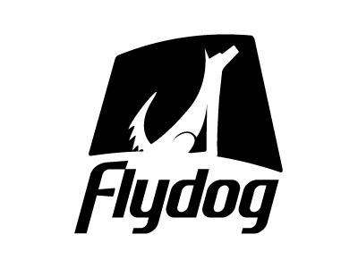 Flydog Comp logo logos comp identity