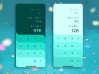 Daily UI #004: Calculator