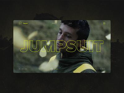 21 Pilots. Jumpsuit rock group music concert design ui