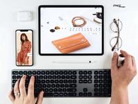 E-commerce clothing website.